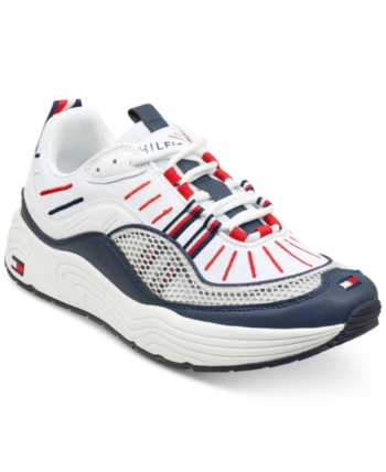 Tommy Hilfiger Royal 5 Men's Shoes (trainers) In White for men