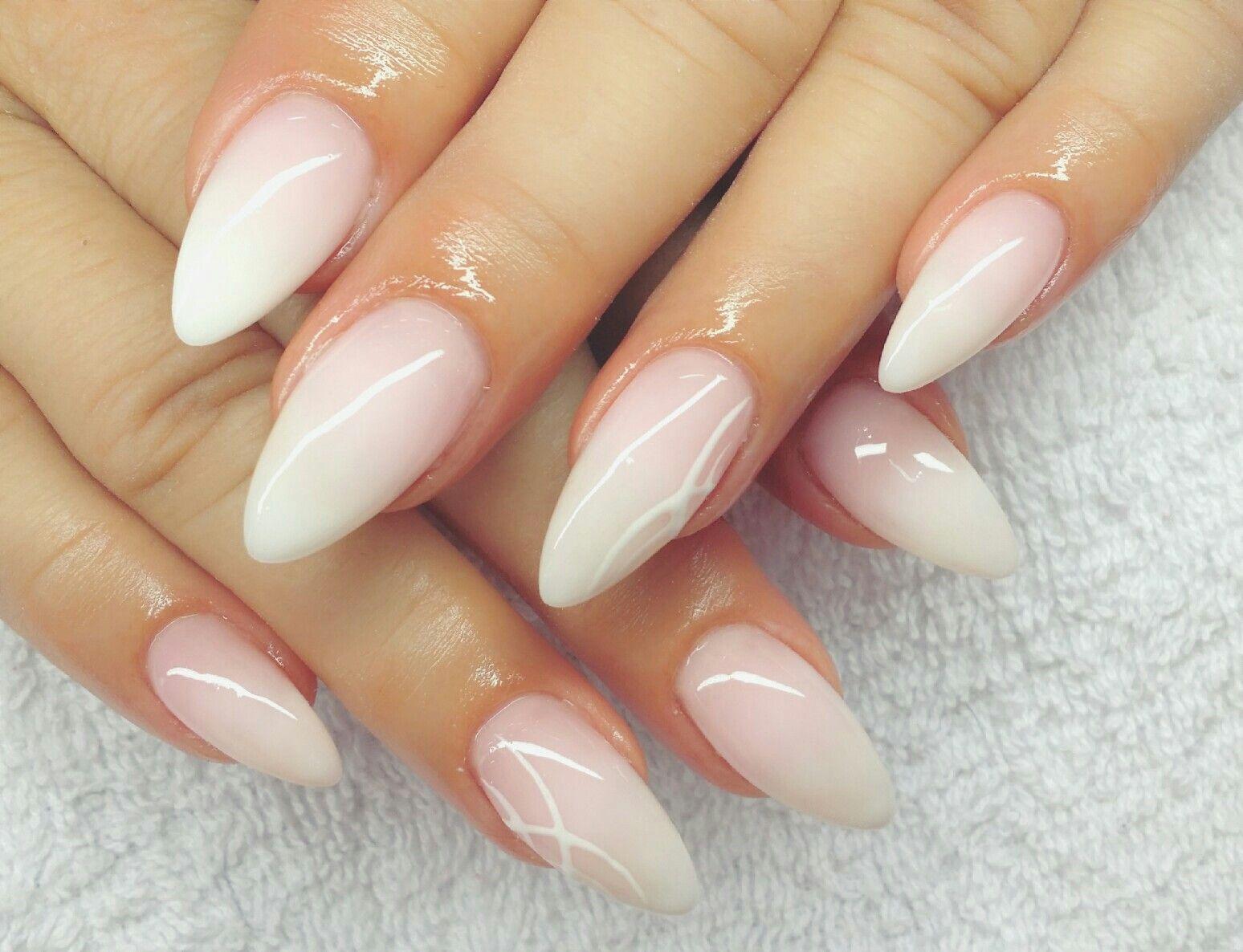 Nail Design Babyboomer | Nails nails nails by me :) | Pinterest ...