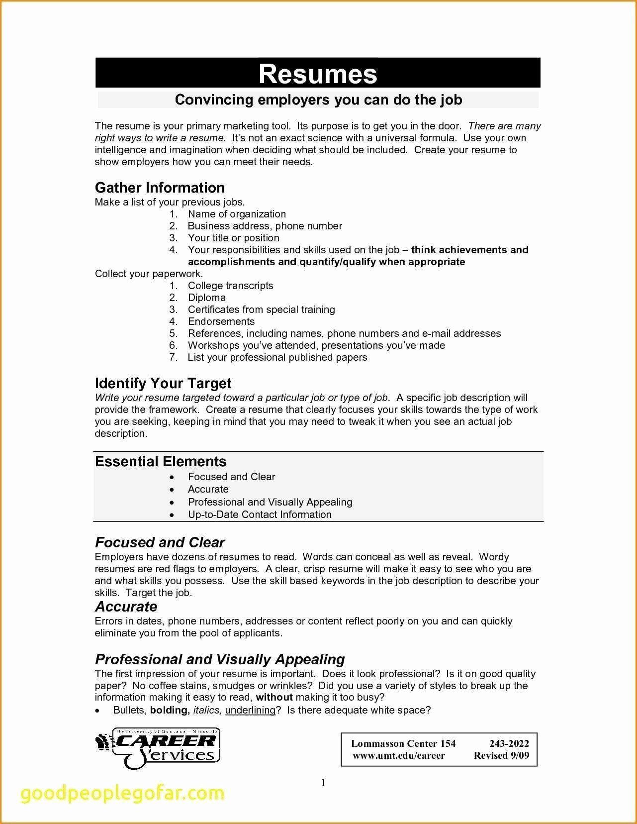 server job description for resume dishwasher job