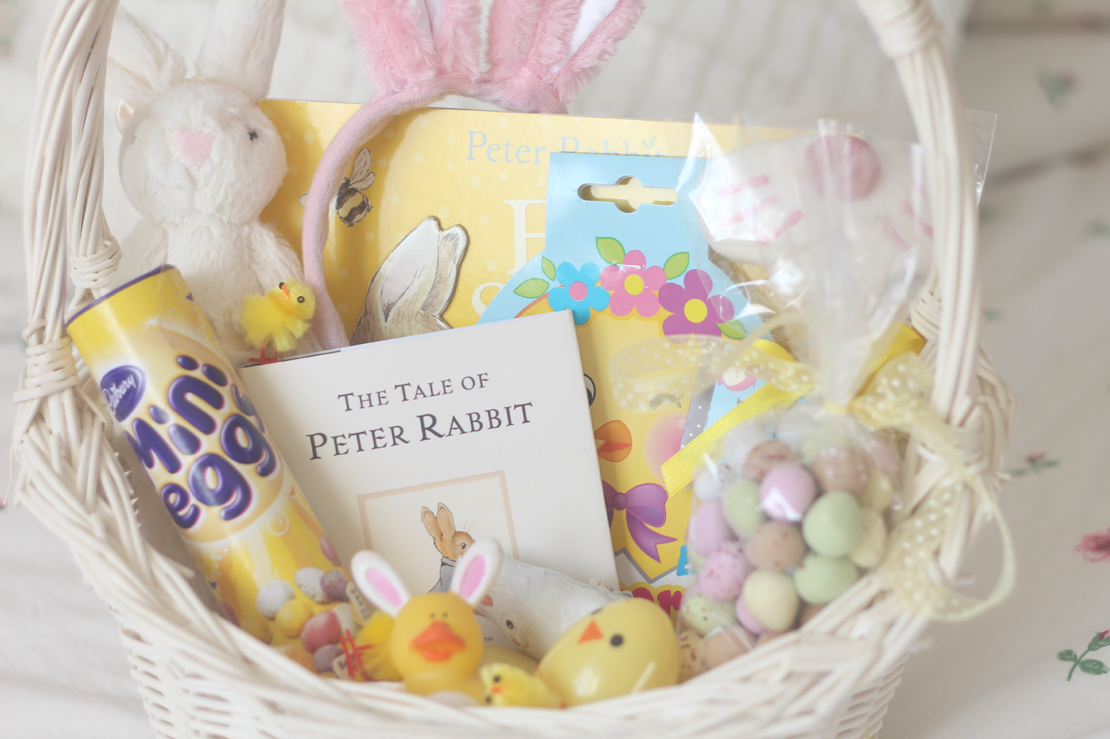 Baby toddler easter basket ideas basket ideas easter baskets baby toddler easter basket ideas homemade easter basketseaster negle Image collections
