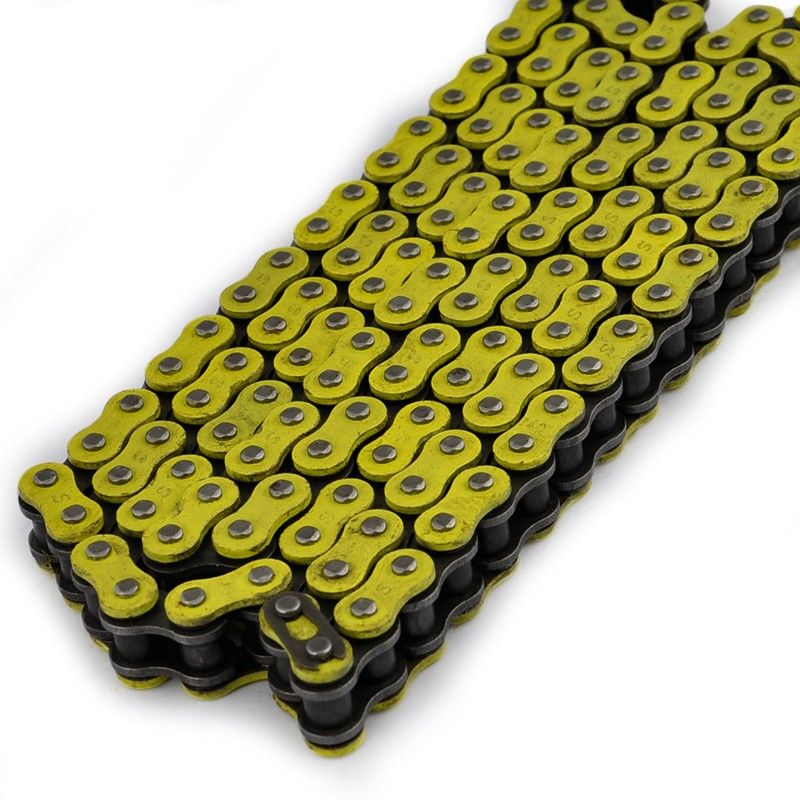 Motorcycle Chain Sets For 428HV 136L Motorbike Chain Motorbike Heavy Duty O-Ring Drive Chains