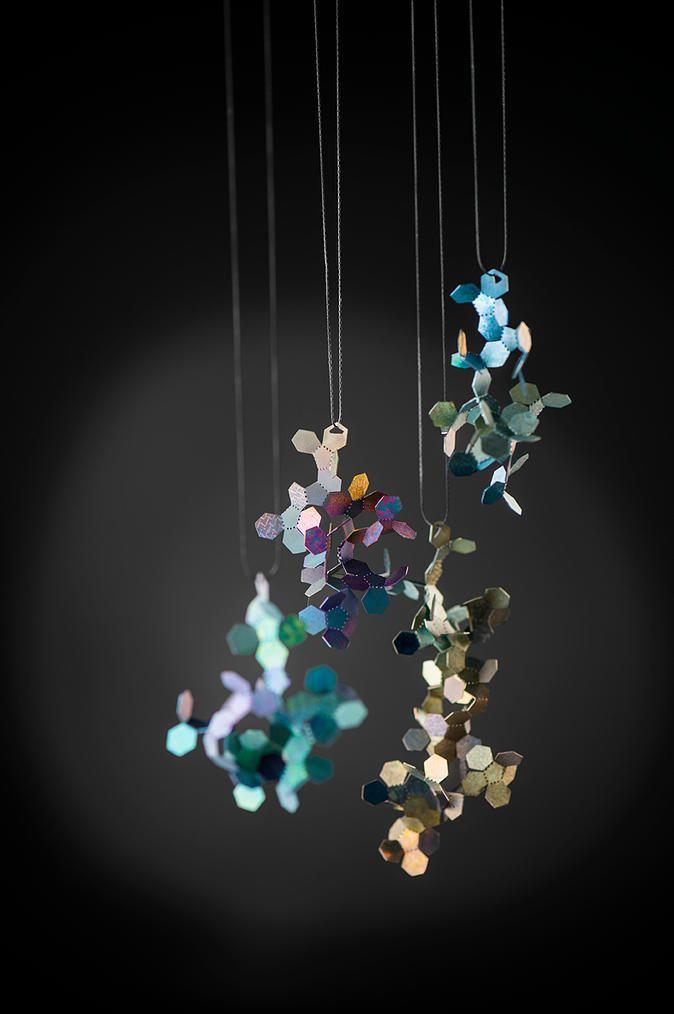 Meghan O'Rourke Jewellery   NECKPIECES