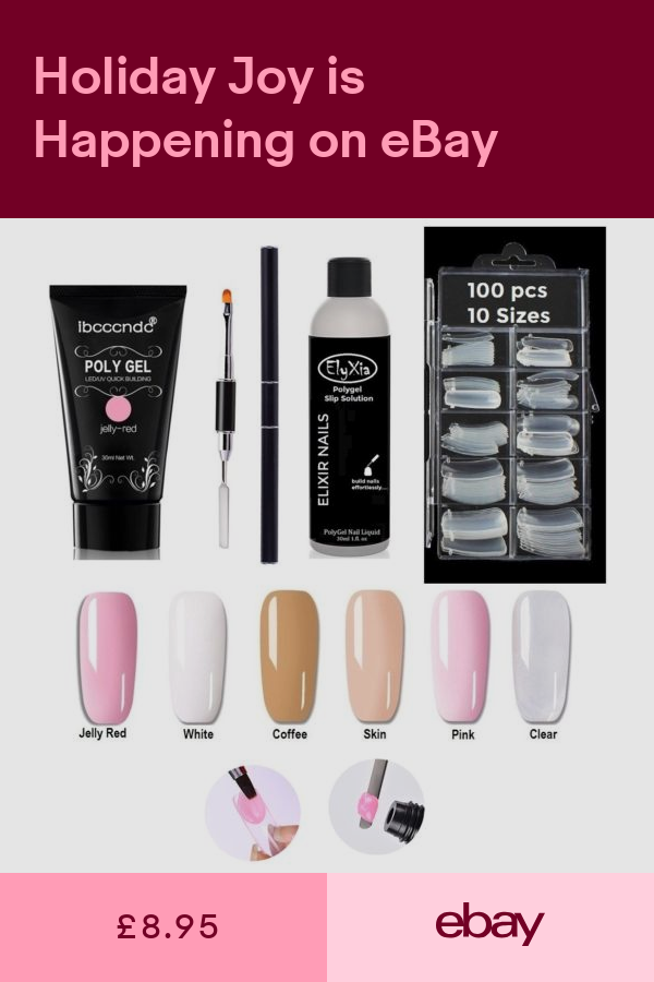 Gel Nails Health Beauty Ebay Gel Uv Led Nails