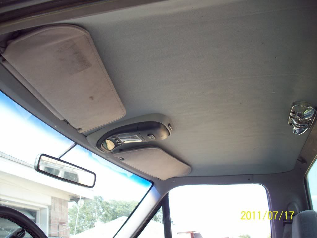 17 best images about 1992 f150 xlt project car 2000 an explorer overhead console compass and external thermometer installed in a f150