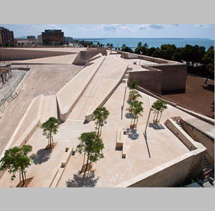 Lapeña & Torres: Baluarte del Príncipe en Palma de Mallorca - Arquitectura Viva · Revistas de Arquitectura