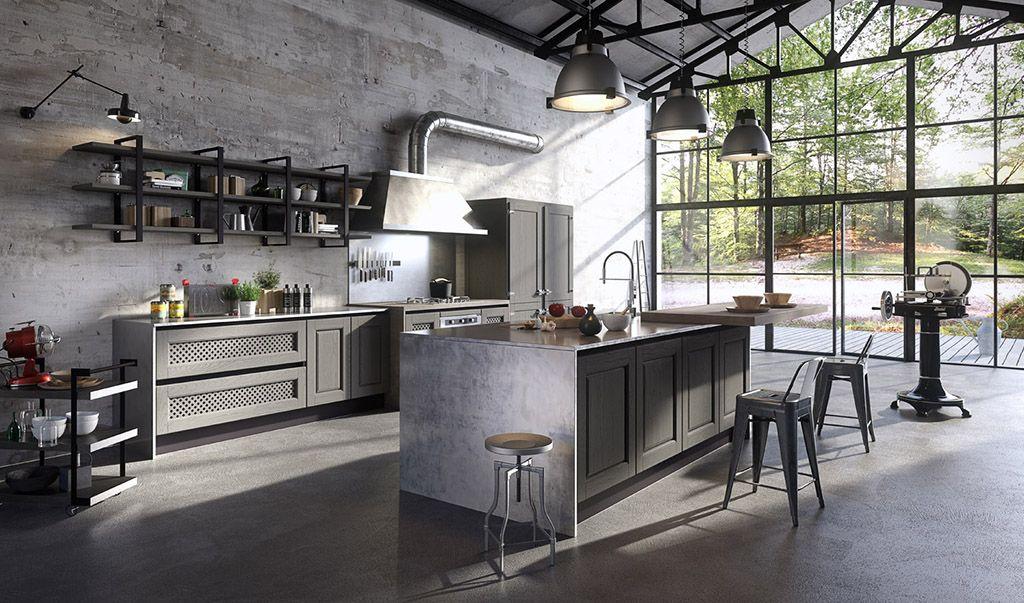 Aran cucine | Industrial Mood | Pinterest | Industrial and Interiors