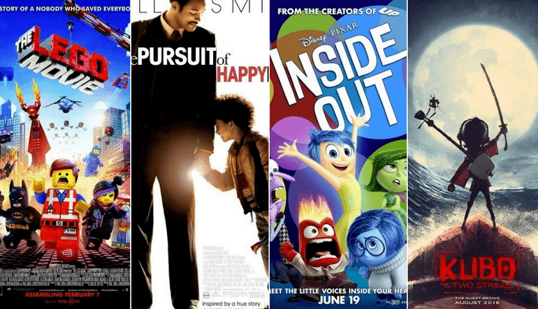I Watch These Inspiring Movies With My Kids Every Weekend And They Love Them Best Kid Movies Inspirational Movies Kids Movies