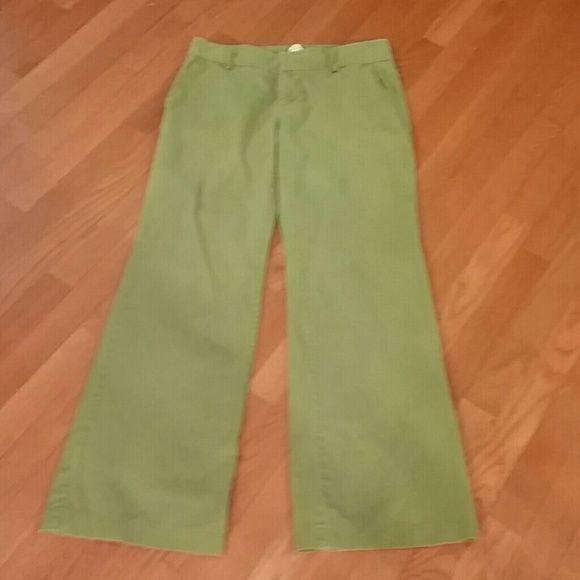 JCREW PANTS IN SZ 6 100 % Cotton in sz 6 by JCrew Jcrew  Pants