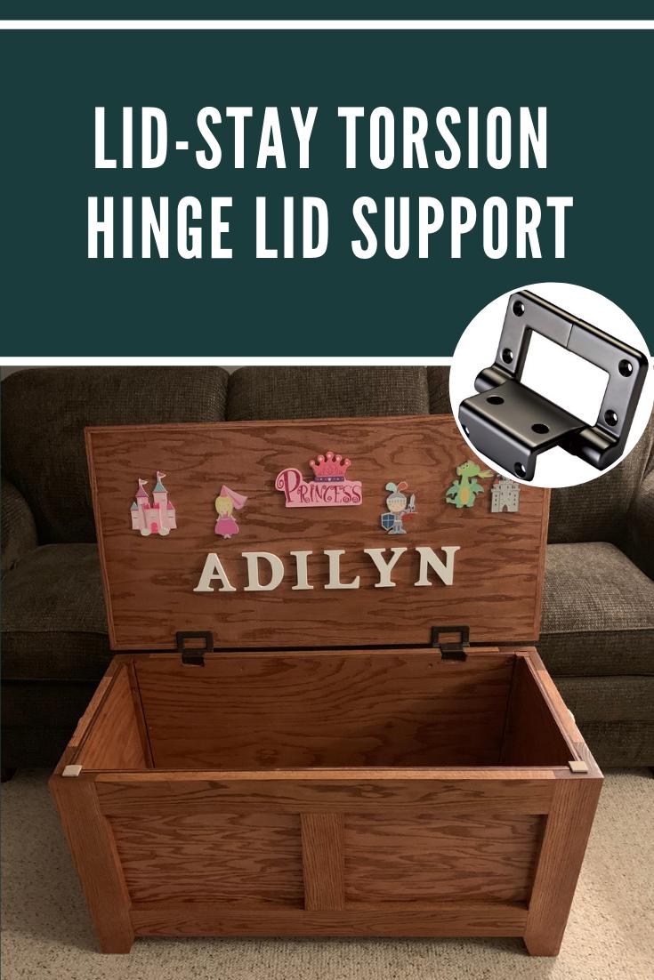 Lid Stay Torsion Hinge Lid Support Rustic Bronze Hinged Lid Hinges Box Hinges [ 1102 x 735 Pixel ]