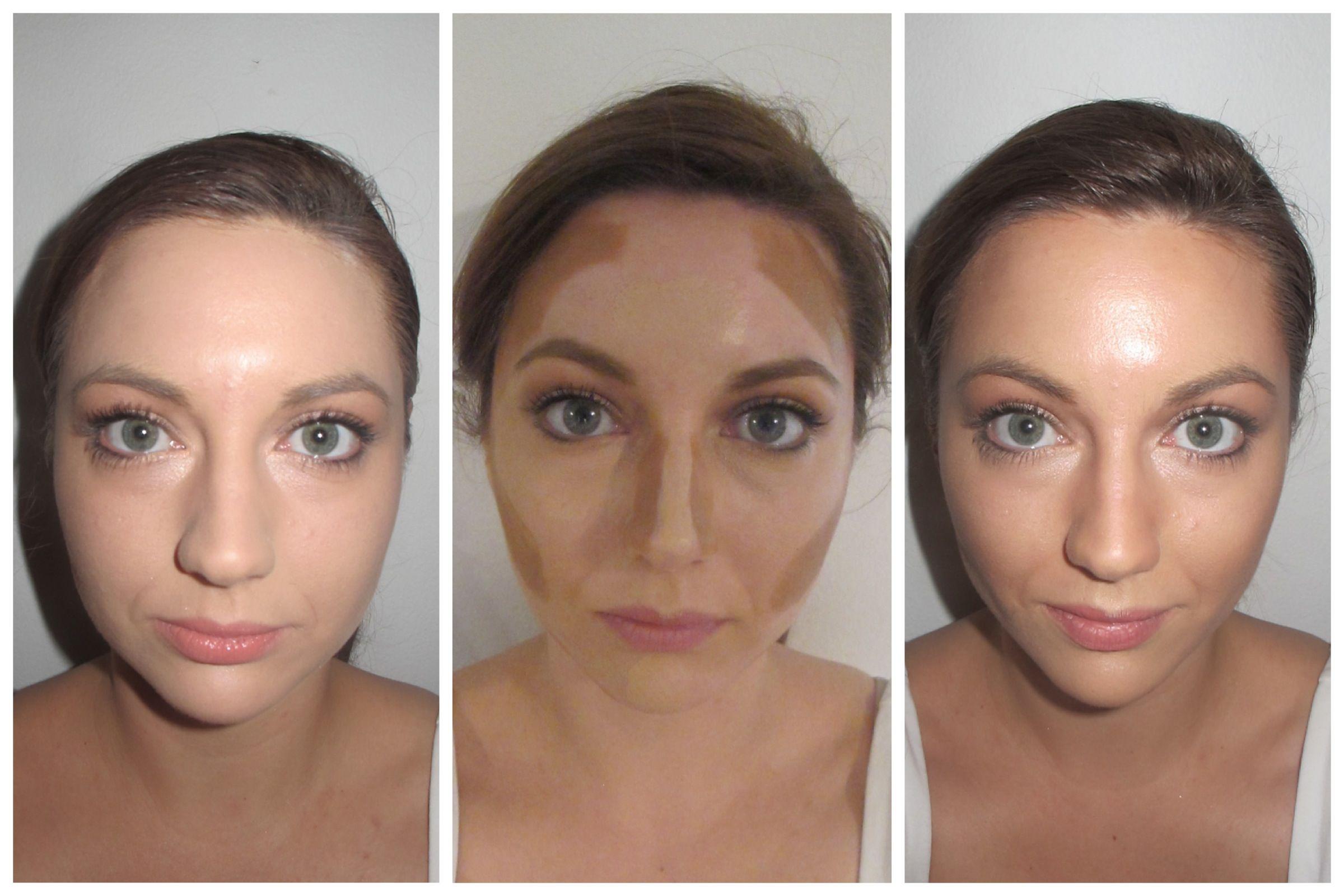 Contouring and Highlighting Create cheekbones like a