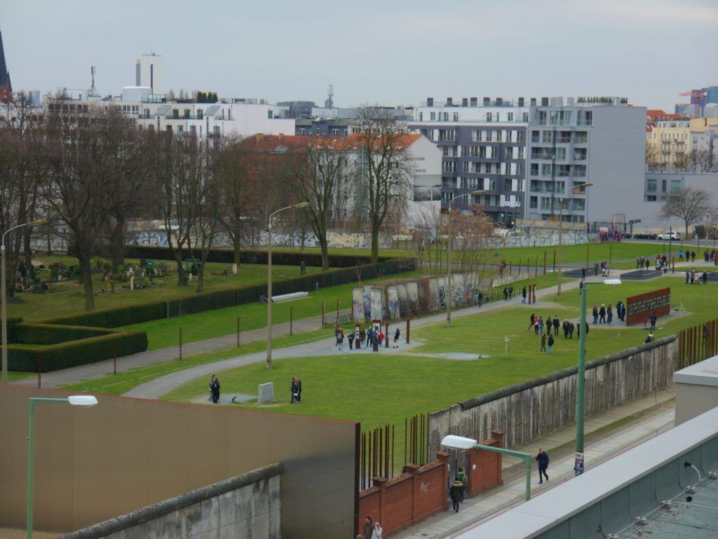 Gedenkstatte Berliner Mauer Berliner Mauer Mauer Berlin Must See