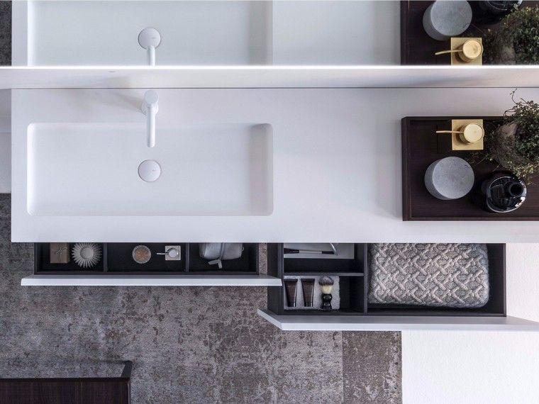 Idée salle de bain moderne  conseils, meubles, accessoires design - schmidt salle de bain