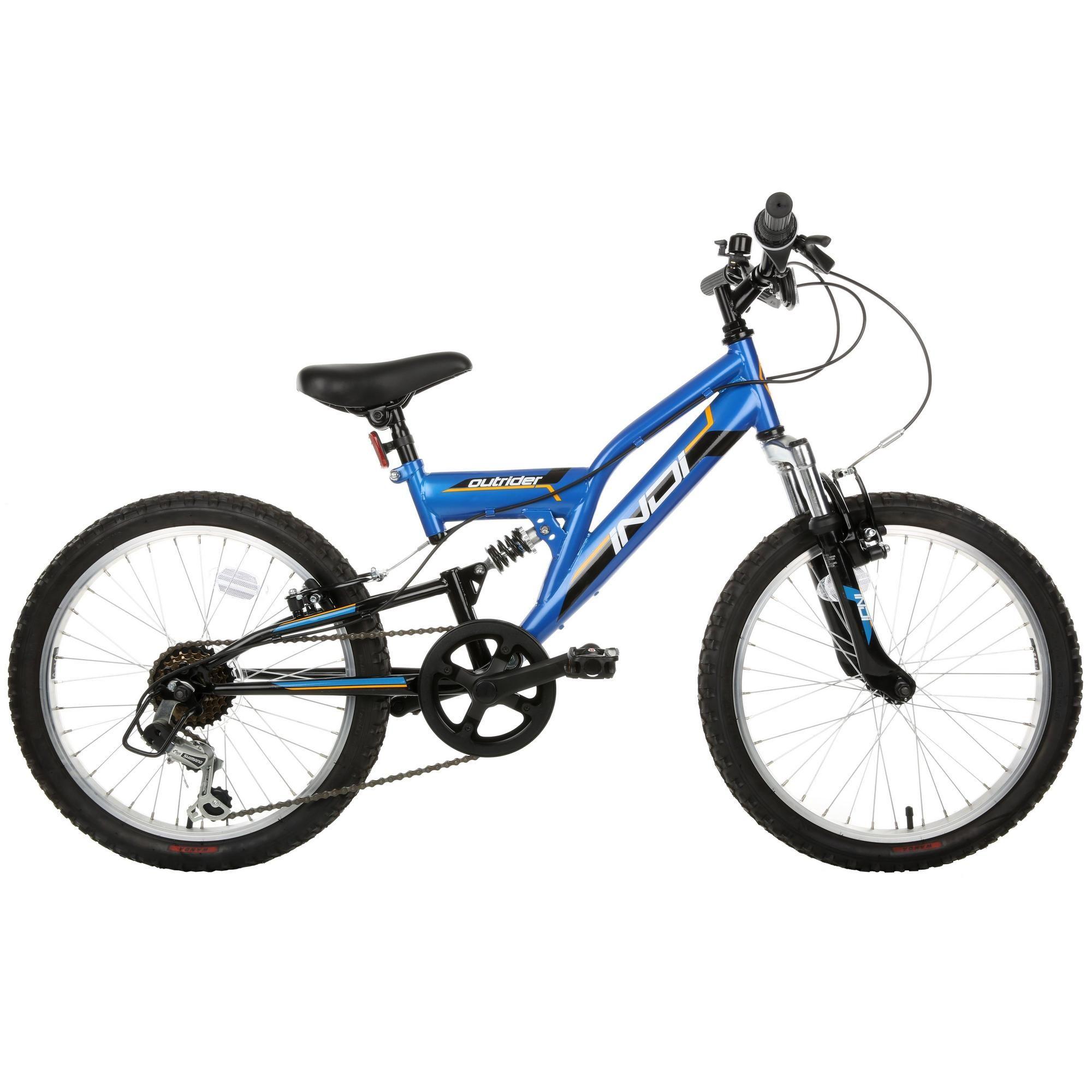Indi Outrider Kids Mountain Bike Kids Mountain Bikes