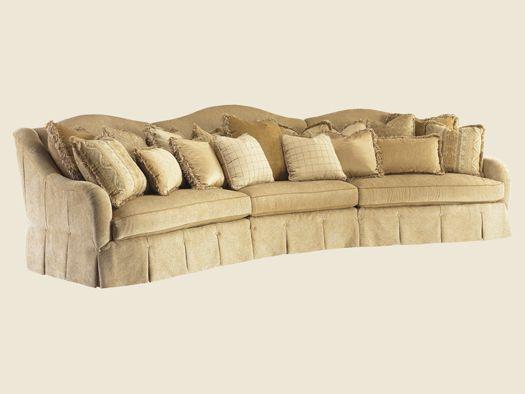 Lexington Upholstery Trevi Left Arm Facing Love Seat - Lexington Home Brands
