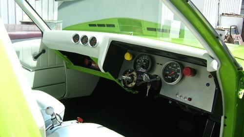 1 New Holden Hq Reproduction Dash Pad Custom Custom Car Interior