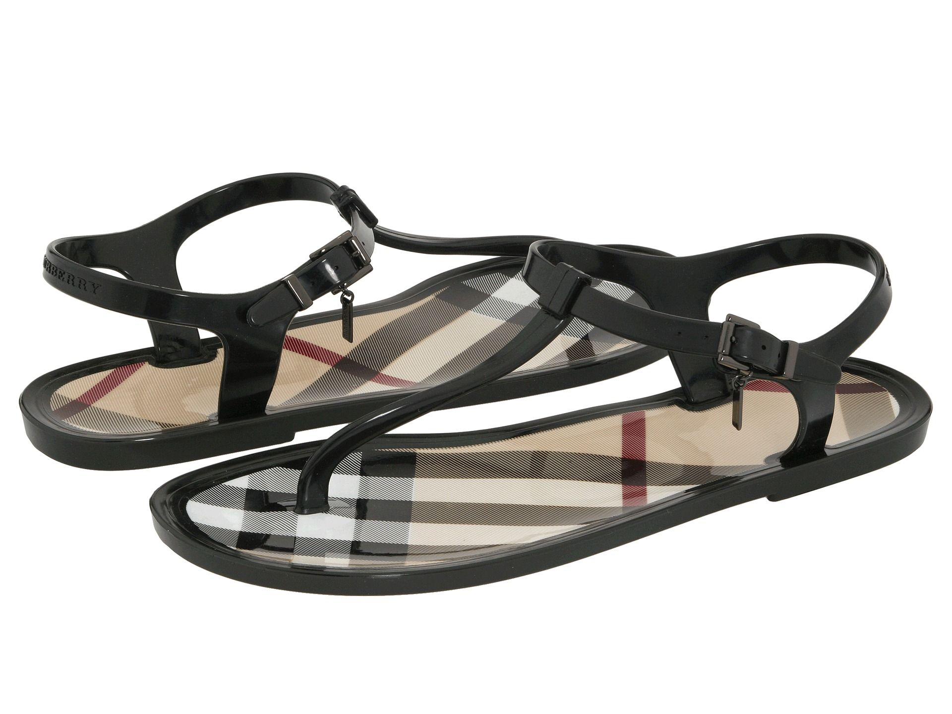 6685affe9725 Burberry Jelly. Burberry Jelly Jelly Sandals