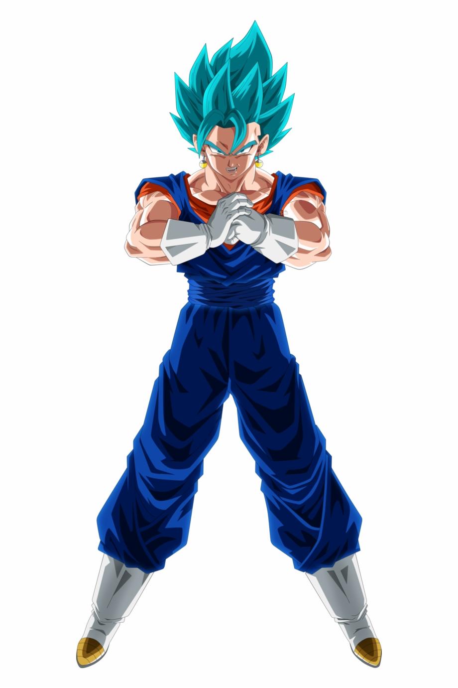 Super Saiyan Blue Aura Png Download Vegito Image Vegetto Ssj Blue Anime Dragon Ball Super Vegito Ssj Blue Super Saiyan Blue