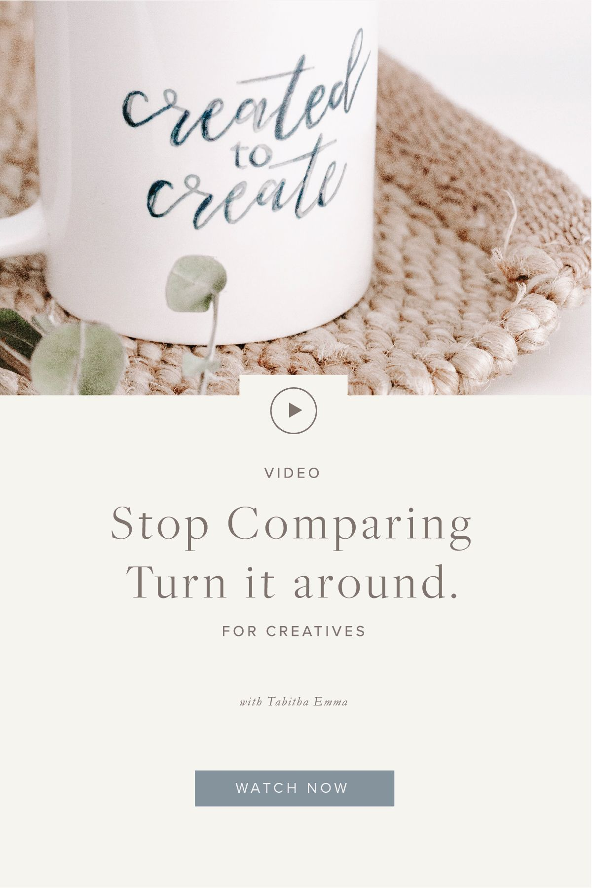 How To Stop Comparing Yourself To Others In Your Creative