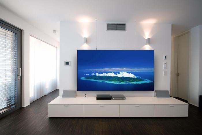 rack-baixo-25 | Estar íntimo terrazzo | Pinterest | salas de TV ...