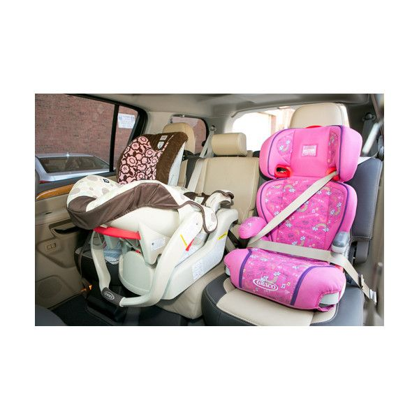 Which Cars Fit Three Car Seats ❤ liked on Polyvore featuring baby