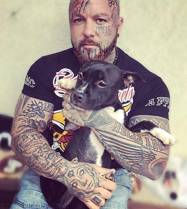 Bullstaffhilfe e.V. Tierschutzevent #tier #tierschutz #animal #animalhelp #tattoos #tattoo #animallovers #dogstagram #dog #zurich #switzerland #bullstaff #event #help