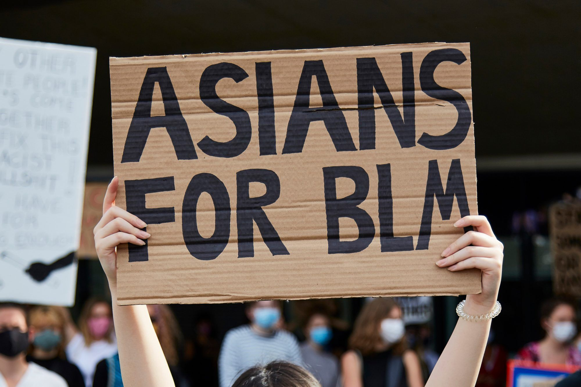 Asian American Women Must Stand With The Black Lives Matter Movement Black Lives Matter Protest Black Lives Matter Asian American