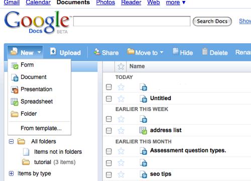 Create A Google Docs Form It S Fun Google Docs Google Quizzes