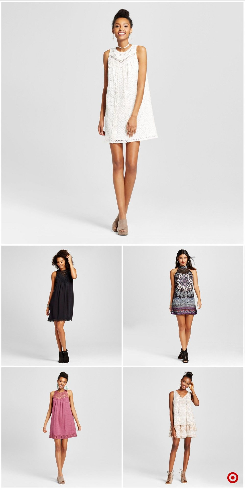 Shop Target for shift dresses you will love at great low prices ...