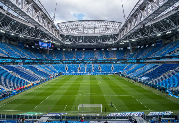 Krestovsky Stadium Krestovsky Stadium Seating Chart Krestovsky Stadium Capacity Krestovsky Stadium Address K Zenit Saint Petersburg Arme De Poing Poing