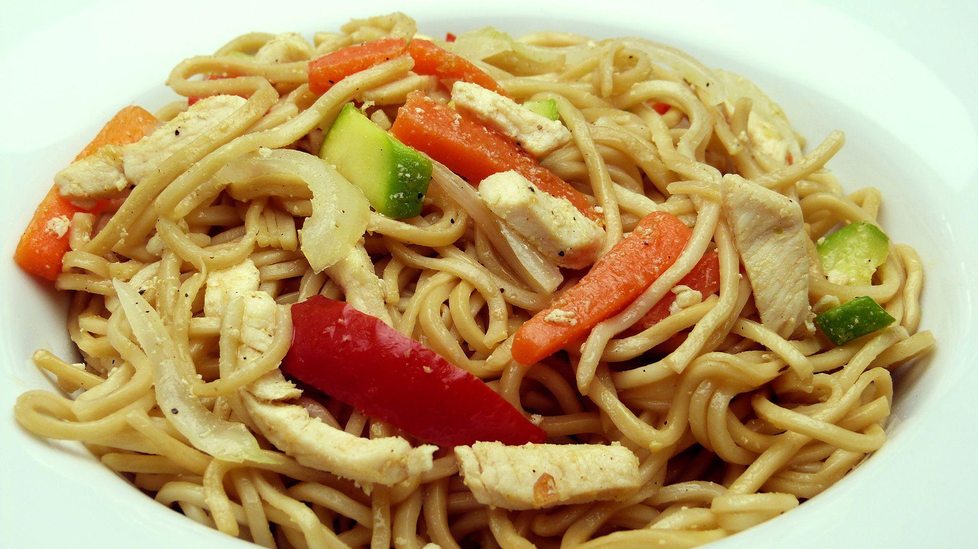 Noodles tarifi