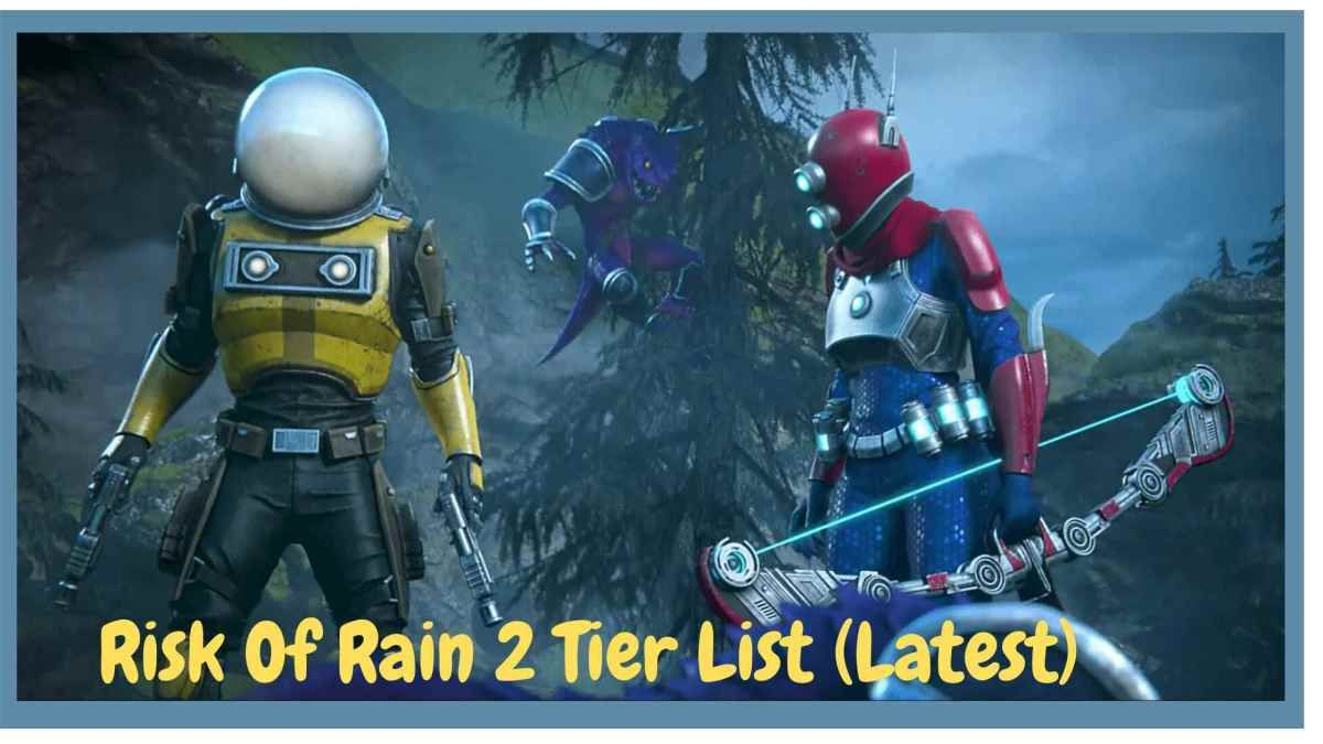 Pin On Top Tier List Below is our tier list to showcase the best risk of rain 2 characters. pin on top tier list