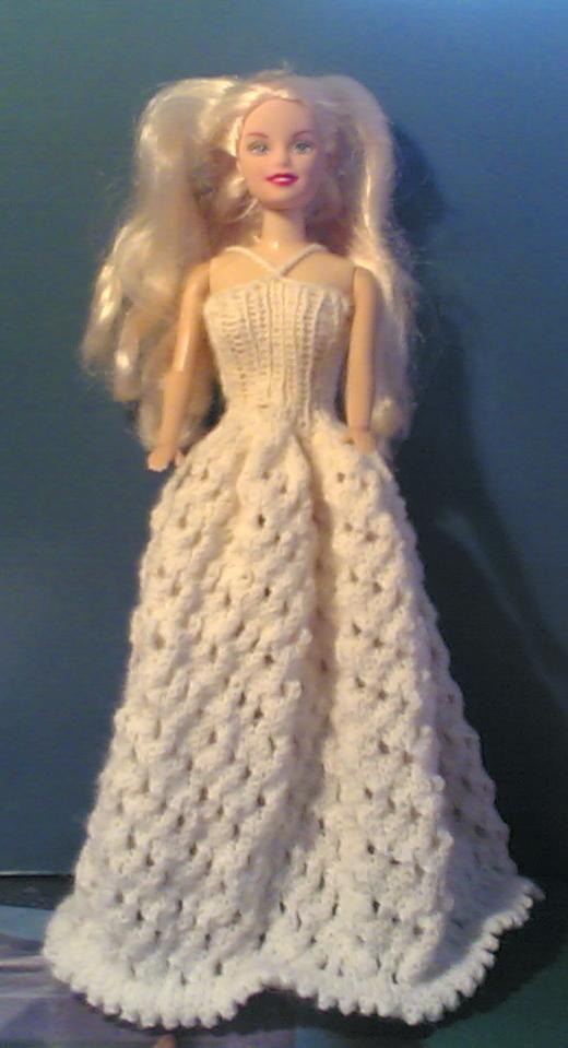 Elegantes Kleid Material : - gut 50g Sockenwolle oder beliebige ...