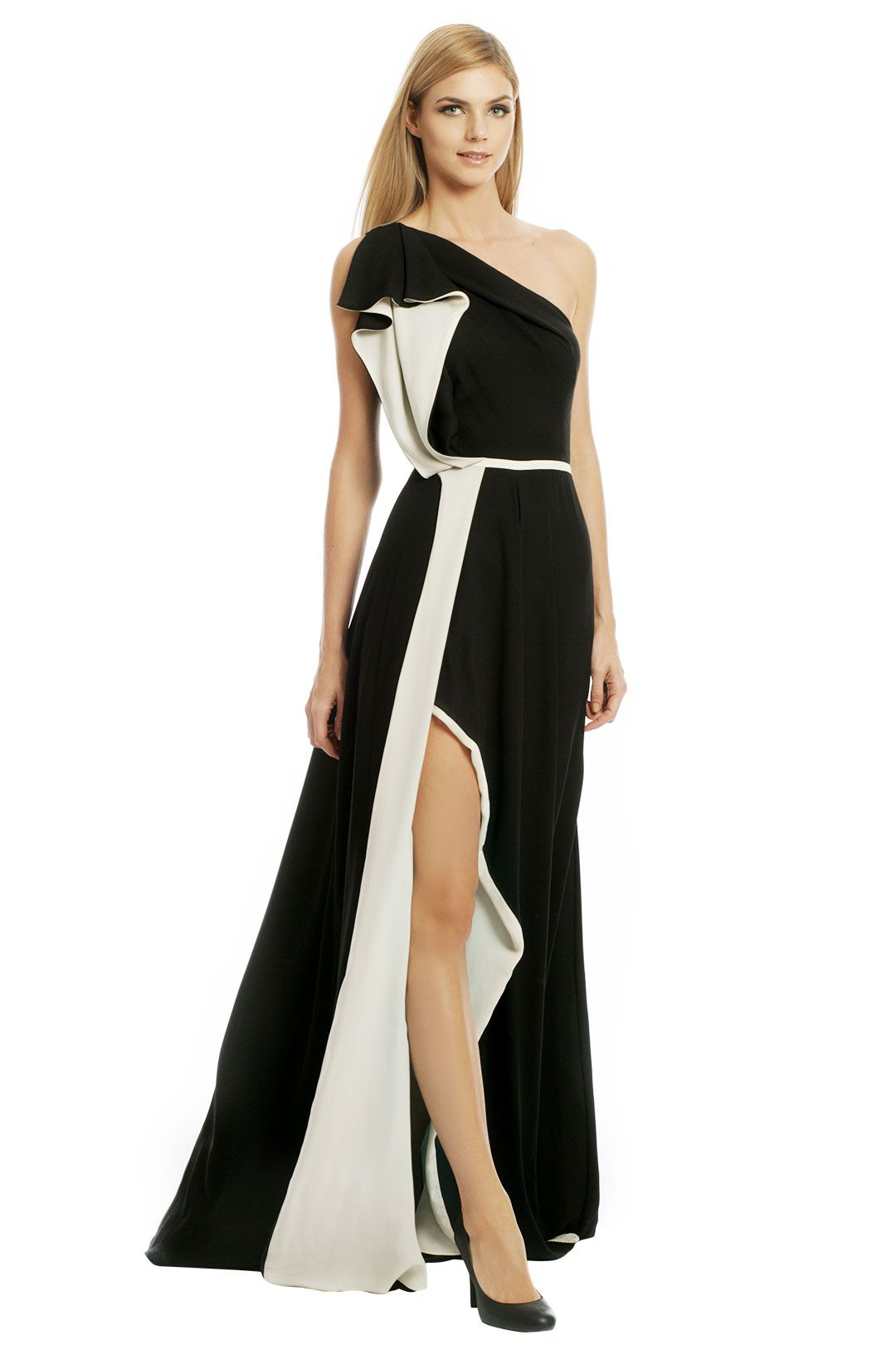 Pleasing To The Eye Gown | fashion obsessions | Pinterest | Halston ...