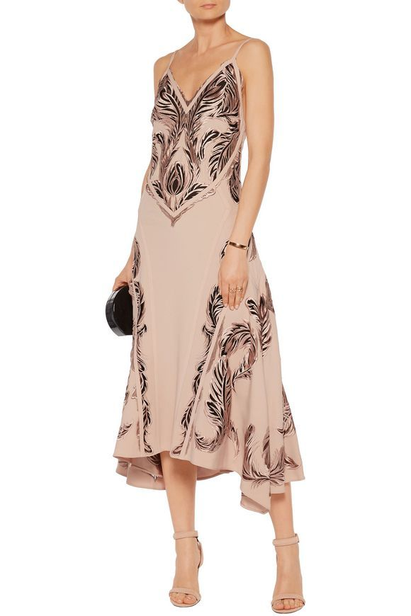 Dress for Women, Evening Cocktail Party On Sale, Rose, Viscose, 2017, 10 8 Roberto Cavalli