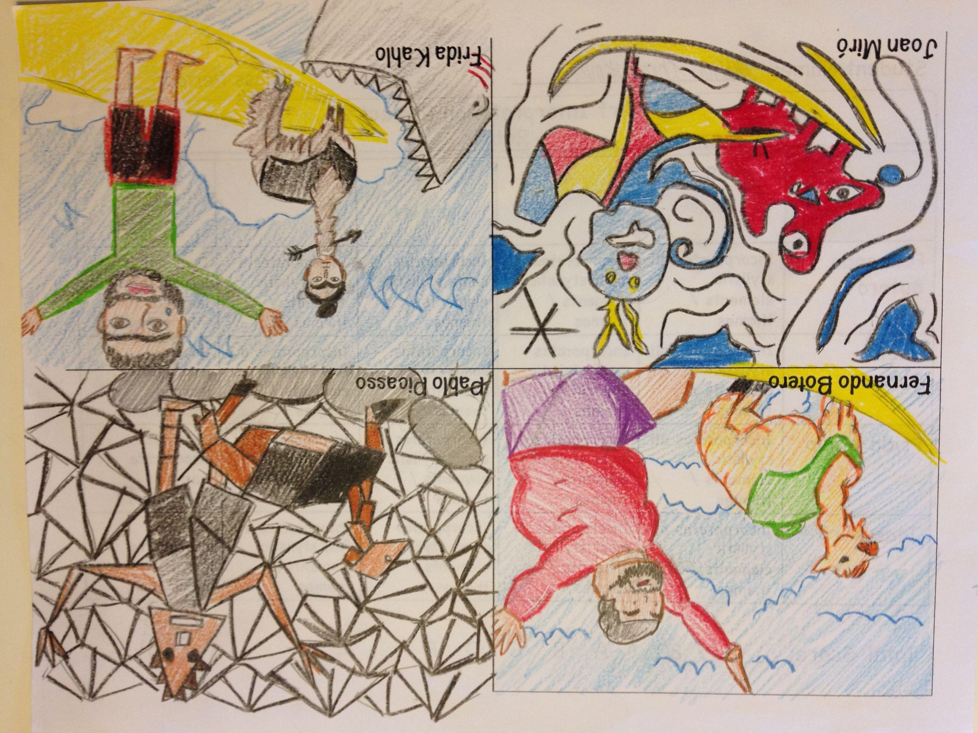 Art Interpretation Project