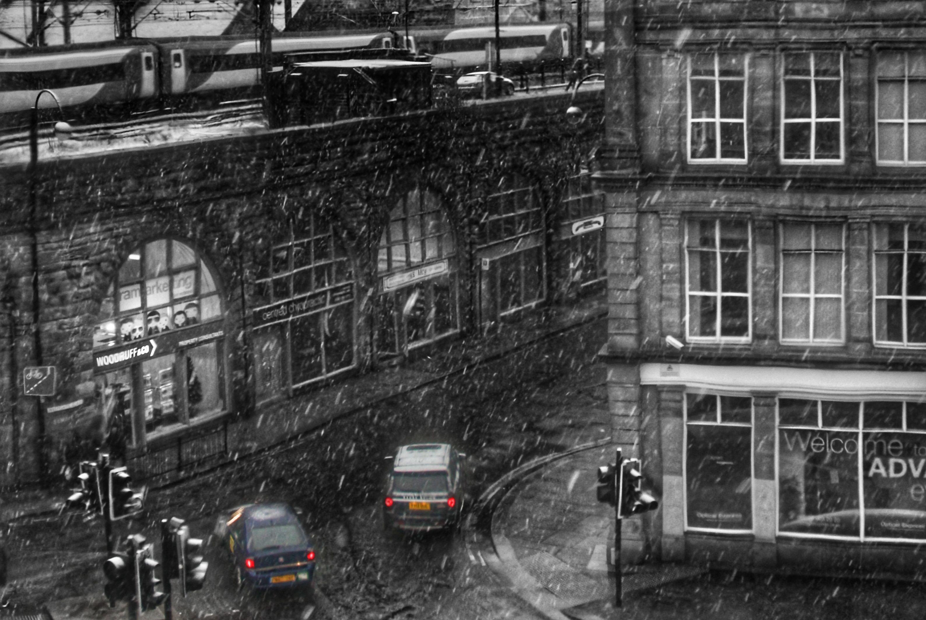 winter in newcastle