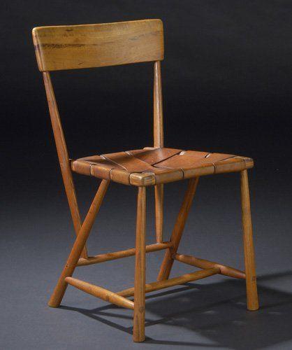 Wharton Esherick Hammer Handle Side Chair 家具