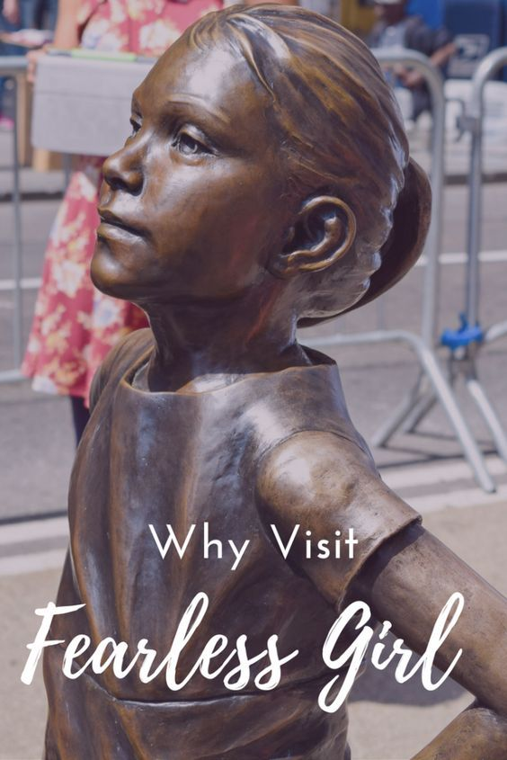 Why Now Is The Best Time To Visit The Fearless Girl Statue