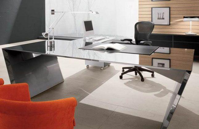 despachos modernos en casa buscar con google - Mesas De Despacho Modernas