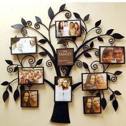 New View Family Tree Collage 9 Opening Frame Family Tree Collage Home Decor Affordable Decor