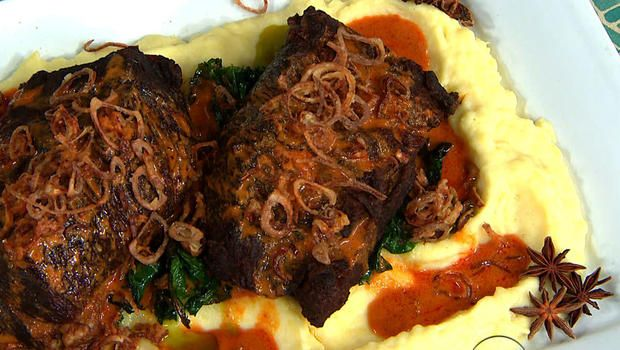 Chef Leah Cohen's ultimate beef short ribs - CBS News