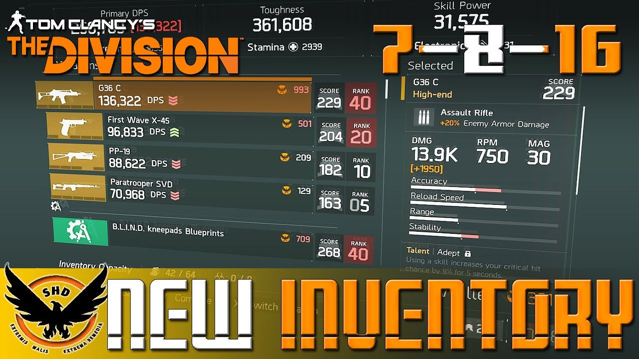 The division new weekly reset police mk17 7 8 16 vendors the division new weekly reset police mk17 7 8 16 vendors update malvernweather Choice Image