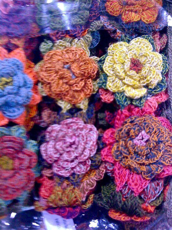 кутаясь в цветы вязание Crochet Princess Crochet Flowers и