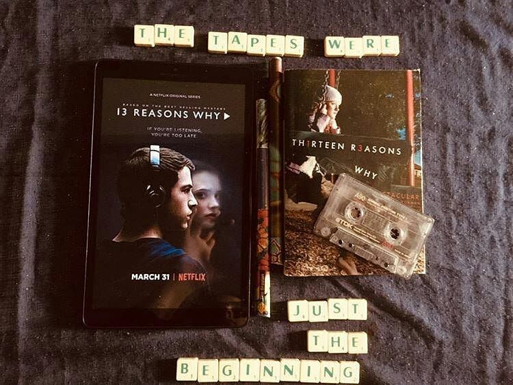 Sahar Sajjad On Instagram 13 Reasons Why By Jay Asher Changes