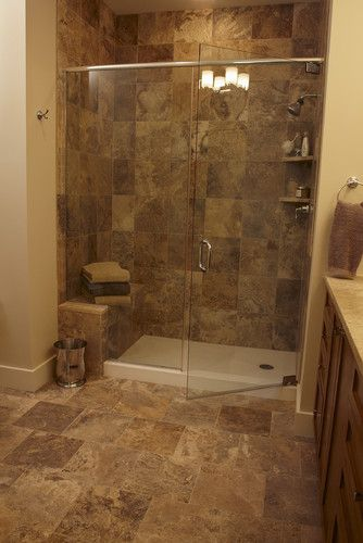 Shower Pan Tile Design Pictures Remodel Decor And Ideas Shower Remodel Bathrooms Remodel Bathroom Design