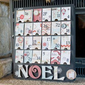 calendrier de l 39 avent xl de quoi mettre enfin de jolies surprises dans un calendrier diy. Black Bedroom Furniture Sets. Home Design Ideas