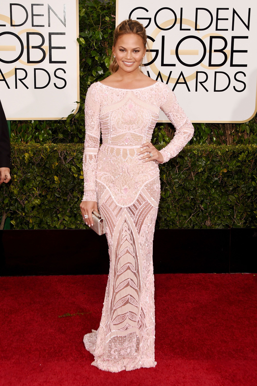 See the Best of the Golden Globes 2015 Red Carpet   Comprar, Bordado ...
