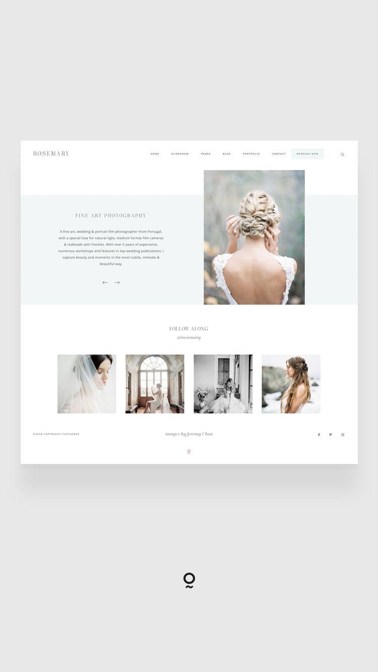 Customizable Photography Website Templates 2020 Photography Website Templates Photographer Website Photography Website