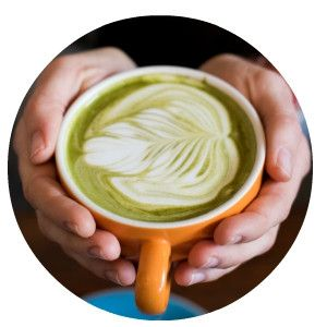 The best of Japanese ceremonial matcha tea joins the best of Ancient Indian spices. A steaming warm sugar-free chai, a smoothie booster or delicious ingredient in your next baking creation.