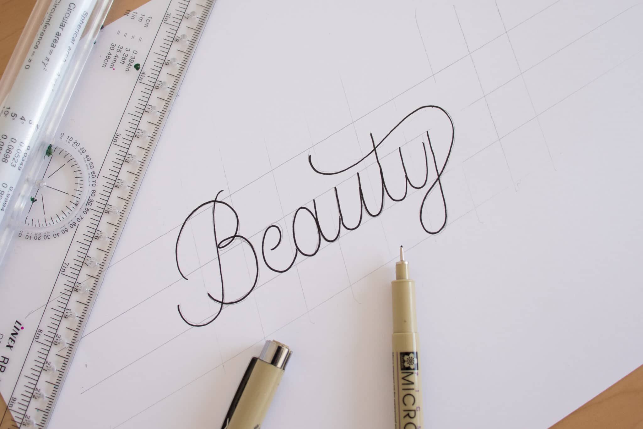 How To Do Faux Calligraphy Free Worksheets In
